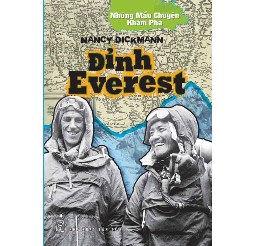 Mua Những mẩu chuyện khám phá - Đỉnh Everest