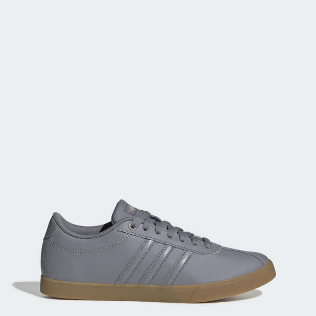 adidas TENNIS Giày Courtset Nữ Màu xám EE8326 giá rẻ