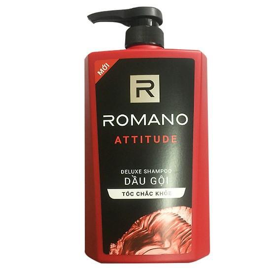 Tắm gội 2 trong 1 Romano Attitude 650g giá rẻ