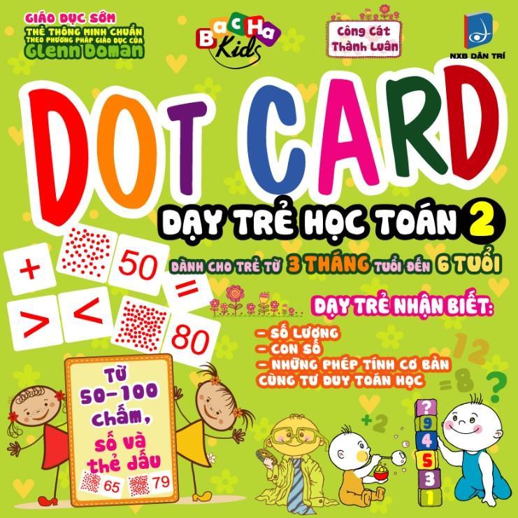 Mua Dot Card - Dạy Trẻ Học Toán 2