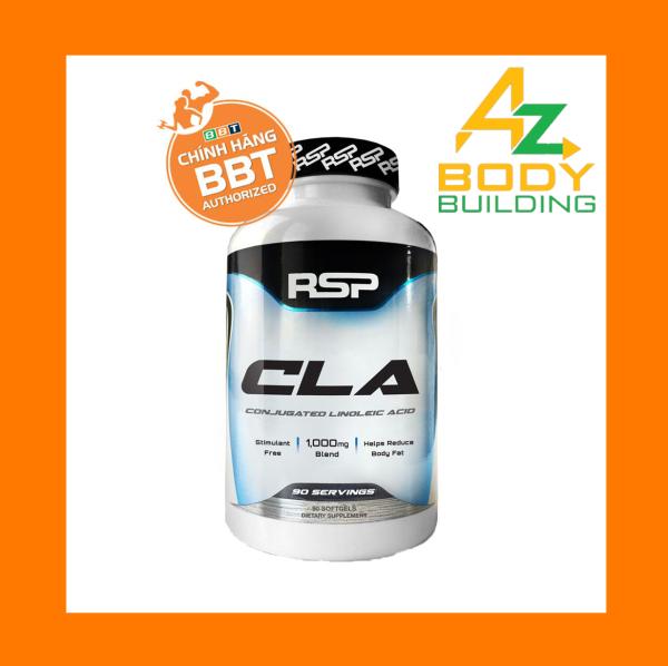 RSP CLA - Thực phẩm bổ sung hỗ trợ đốt mỡ
