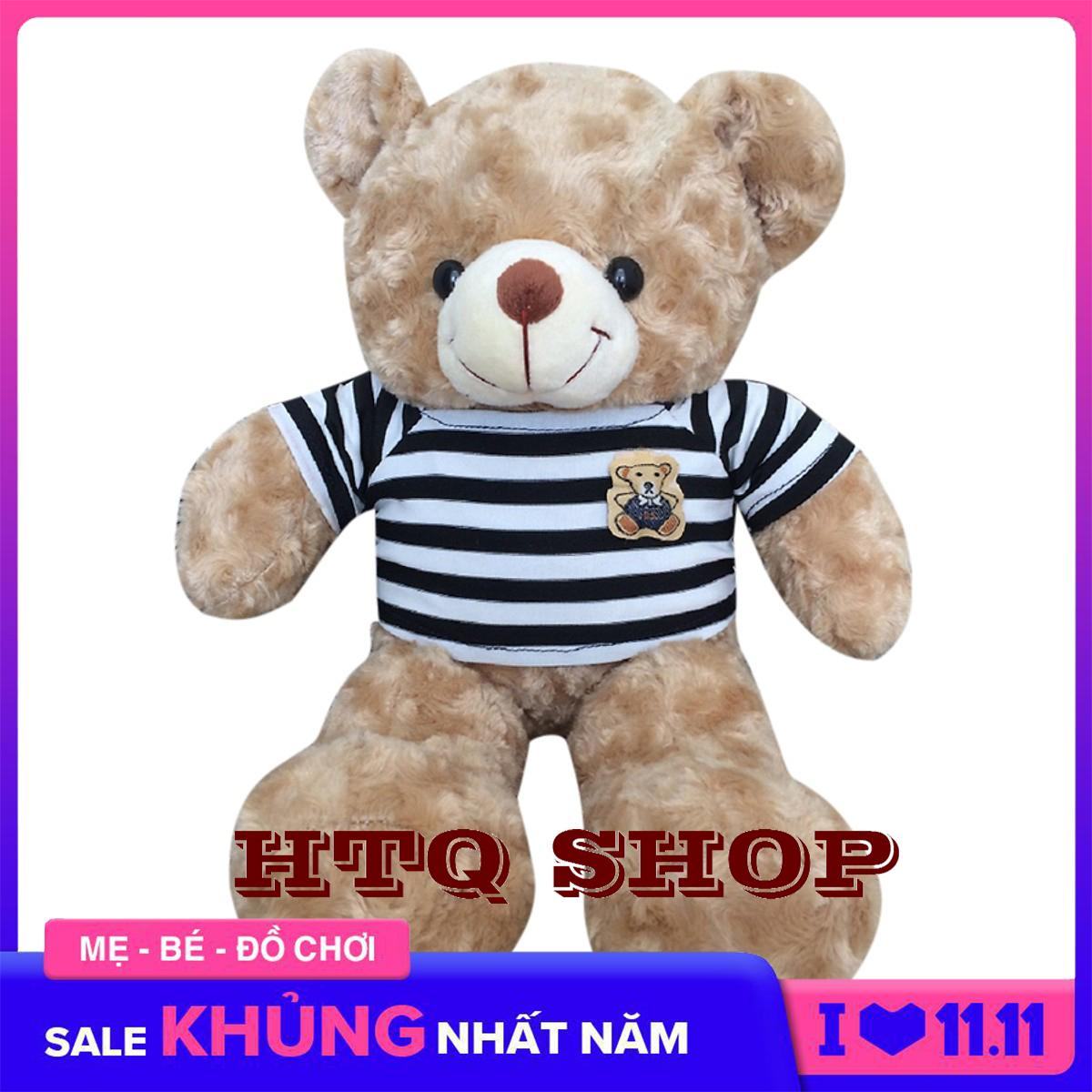 Voucher tại Lazada cho Gấu Bông Teddy Cao Cấp Size 50Cm Vnxk