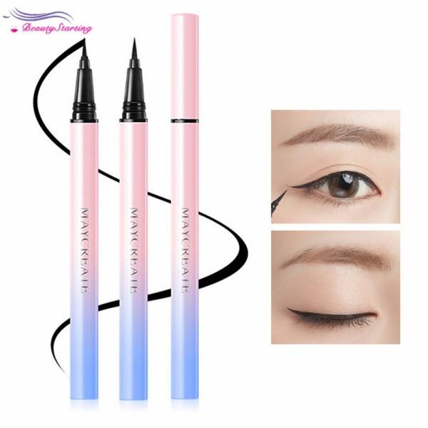 Bút kẻ viền mắt eyeliner Maycreate không Trôi không Lem (Loại Tốt) giá rẻ