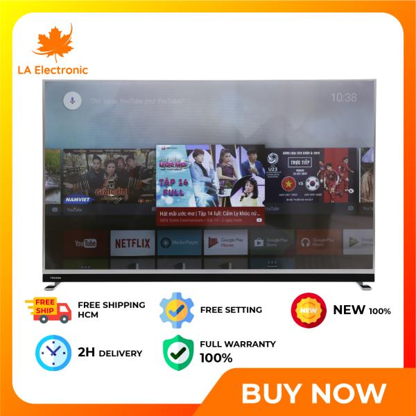 Bảng giá [GIAO HÀNG 2 - 15 NGÀY, TRỄ NHẤT 30.08] Trả Góp 0% - Smart Tivi Toshiba 65 inch 65U9750, 4K Android - Miễn phí vận chuyển HCM