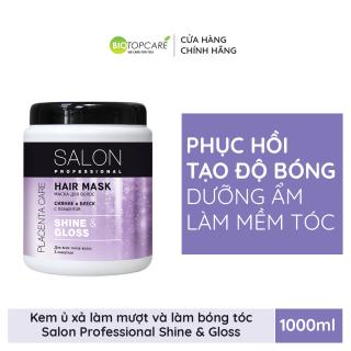 Kem ủ Salon Professional SHINE & GLOSS 1000ml - BioTopcare Official thumbnail