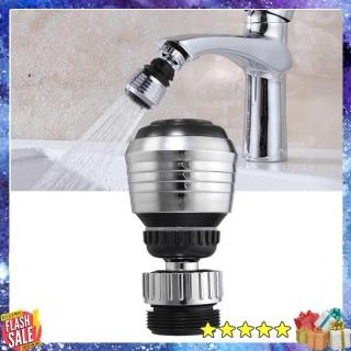 Đầu Tăng Áp cho vòi rửa chén rửa bát loại mới- (ĐẦU VÒI LOẠI TỐT)) Tăng Áp Lực Nước 2 Chế Độ Phun xoay 360 độ ,thiết kế đồng bộ vòi nước.BẢO 12 THÁNG thumbnail
