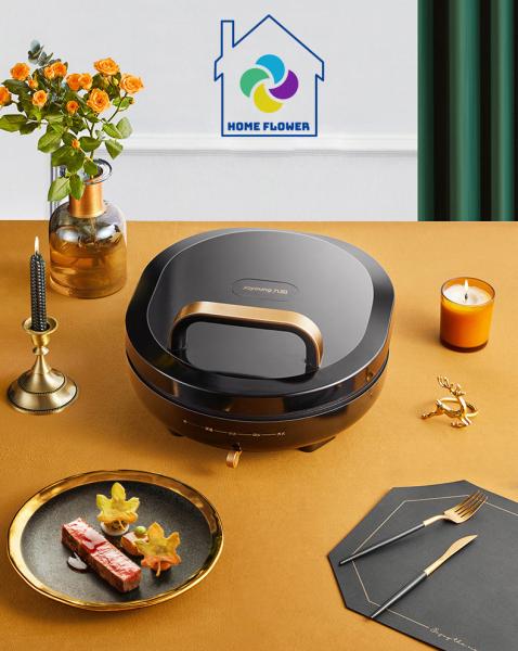 Chảo nướng điện 2 mặt đa năng - Bề mặt chống dính - Chiên - Nướng BBQ - Làm bánh pancake - Bảo hành 1 năm