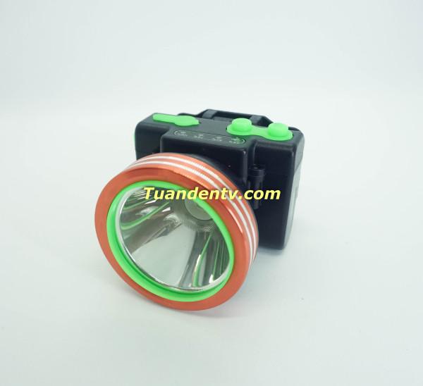 Bảng giá Đèn Đội Đầu Siêu Sáng SG 616 50W Hiển Thị Pin Tích Hợp Cổng USB Sạc Điện Thoại
