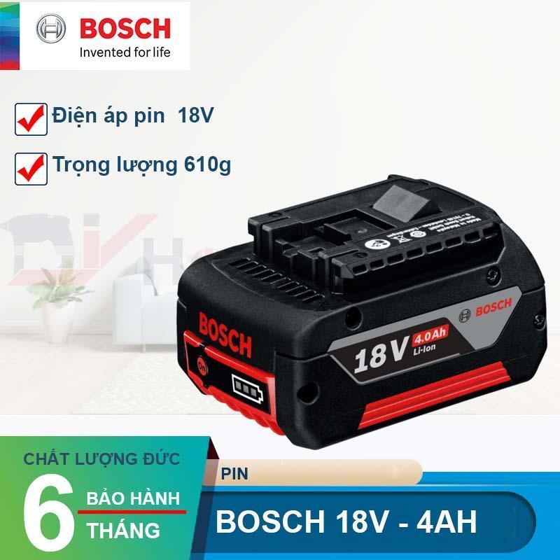 Pin Bosch GBA 18V - 4.0Ah