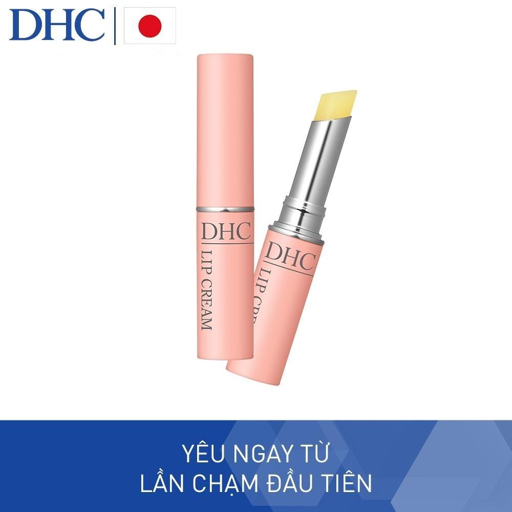 Son Dưỡng Môi DHC Lip Cream 1,5g tốt nhất