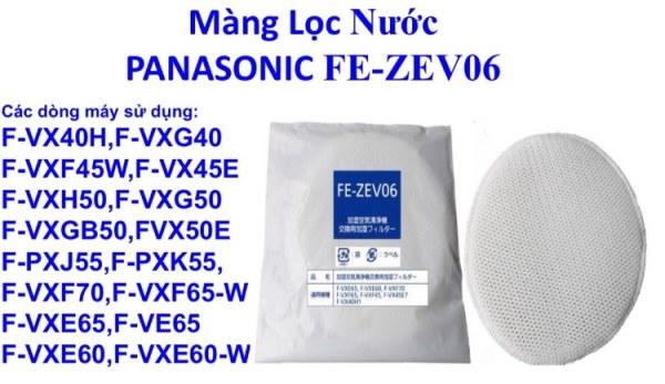 Màng lọc nước PanasonicFE-ZEV06