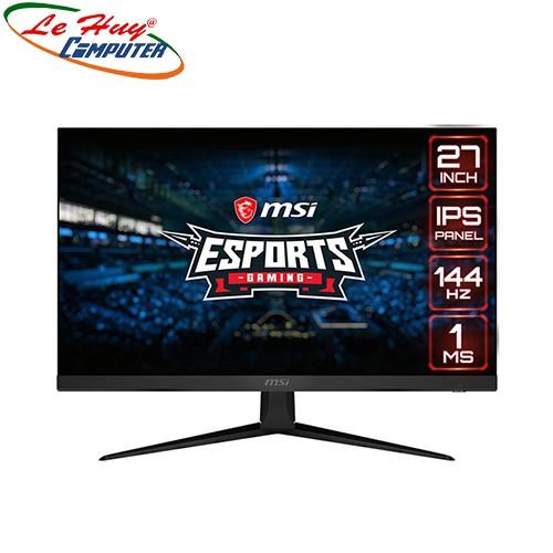 Màn Hình Gaming Msi Optix G271 Ips Fullhd 144Hz