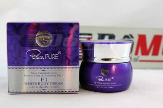Blue Pure White Body Cream Kem Trắng Da Body 50g thumbnail