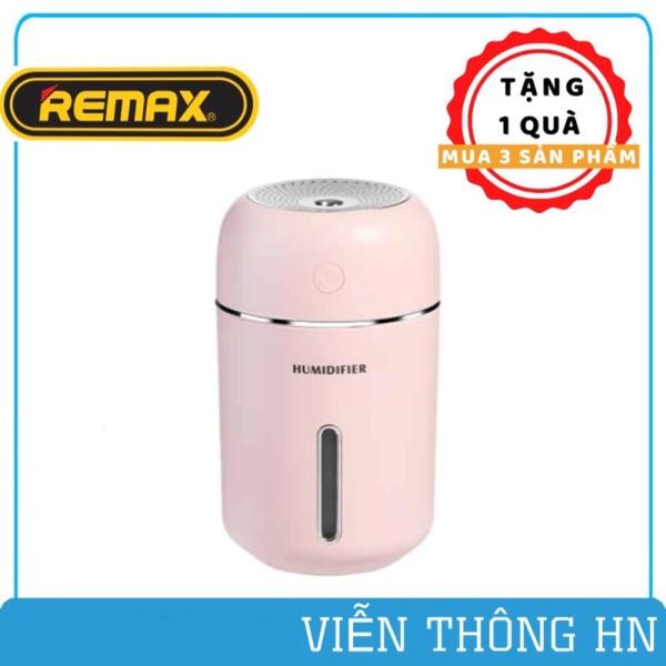 Bảng giá Máy phun sương tạo ẩm lọc không khí 280ml remax rt a610  - máy khuếch tán tinh dầu có quạt cho phòng nhỏ và oto xe hơi