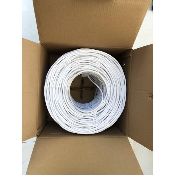 Bảng giá Dây cáp mạng ENSOHO CAT6 UTP hàng chuẩn Anh Ngọc phân phối - 10m 15m 20m 25m 30m 35m 40m 45m 50m Phong Vũ