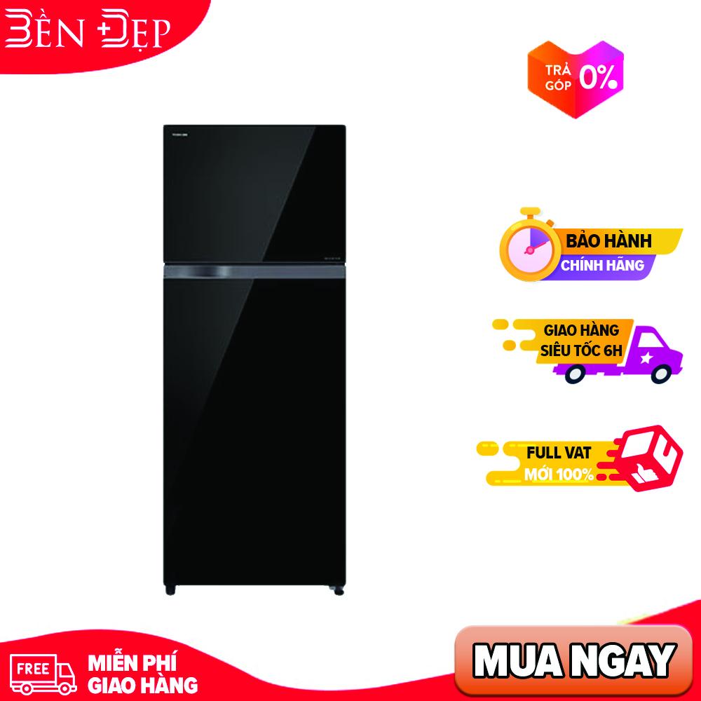 [Trả góp 0%]Tủ lạnh Toshiba GR-AG36VUBZ XK1 305 lít (Giao hàng miễn phí tại Hà Nội)