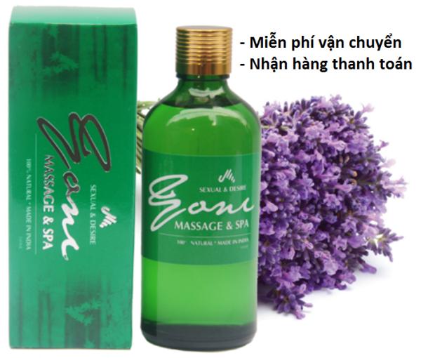 Tinh Dầu Massage Yoni giúp cải thiện cảm xúc cho Nam và Nữ