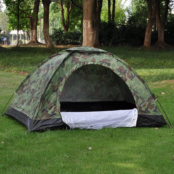 Lều cắm trại du lịch vải cao cấp (Rằn Ri)