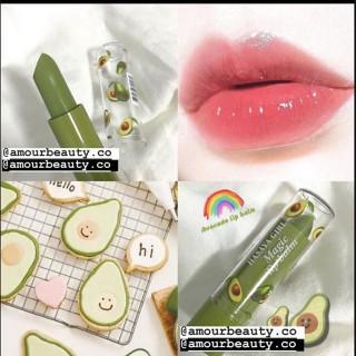 Son Dưỡng Môi Trái Bơ Hasaya Girl Soft Avocado lipbalm Chính Hãng Môi Hồng Môi Căng Mộng Chuẩn Hotgir thumbnail
