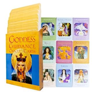 Bộ Bài Bói Oracle Goddess Guidance Cao Cấp Kèm Hướng Dẫn thumbnail