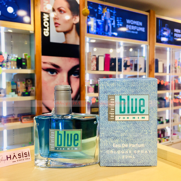 Nước hoa Avon Individual Blue For Him 50ml