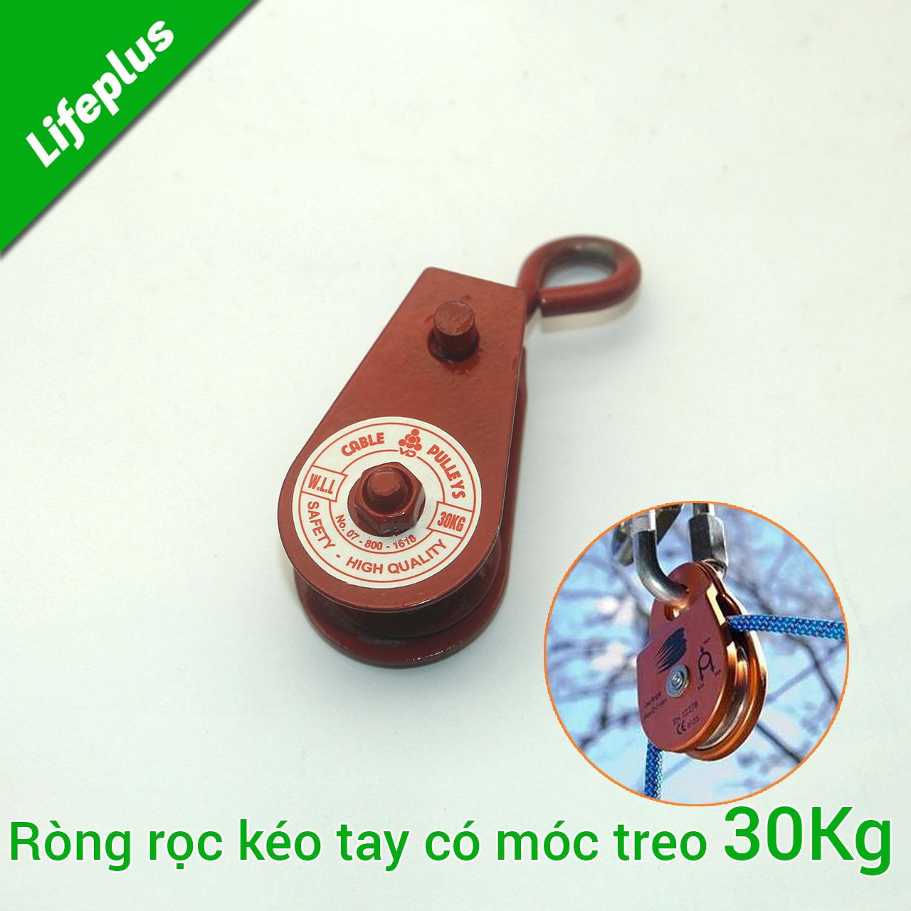Ròng rọc treo 30-300kg