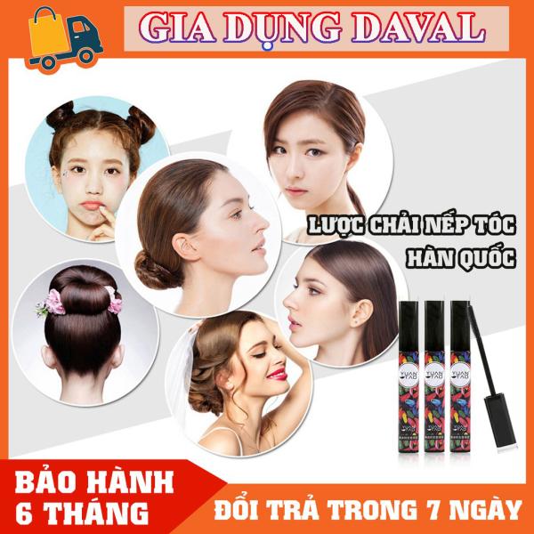 Chải tóc Mascara tạo kiểu tóc đẹp vuốt tóc con gọn vào nếp phụ kiện mini bỏ túi xách tiện dụng GT10 - Sale giá rẻ