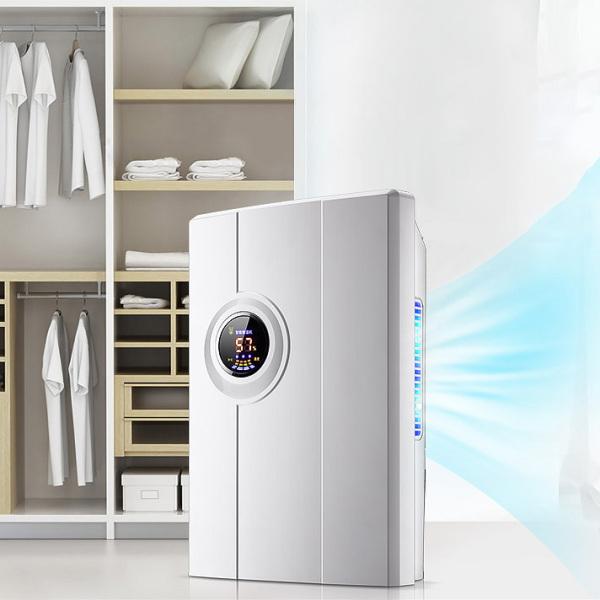 (BH 1 năm) Máy hút ẩm Yangzi CS-10F công nghệ hút ẩm Hybrid màn hình LED hiển thị nhiệt độ, độ ẩm dung tích 2.2L
