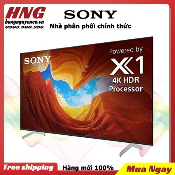 Bảng giá Android Tivi Sony Bravia 4K 65 inch KD-65X9000H (2020) - Hàng phân phối trực tiếp chính hãng - Bảo hành 2 năm toàn quốc