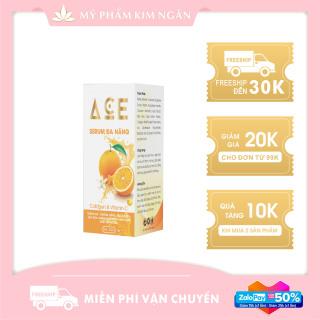 Mỹ Phẩm ACE Serum VitaminC dưỡng da , mờ thâm nám sạm, giảm mụn giảm nám (30ml) - Mỹ Phẩm Kim Ngân thumbnail
