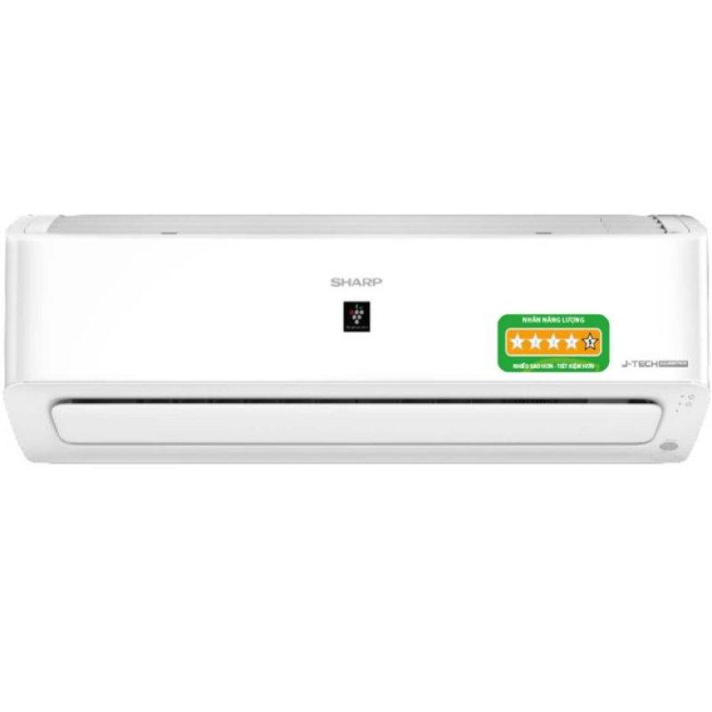 Máy lạnh - Điều hòa Sharp  1 chiều Inverter 2 HP 18000BTU AH-XP18YMW - Công nghệ tiết kiệm điện - Hàng chính  hãng - Bảo hành 12 tháng