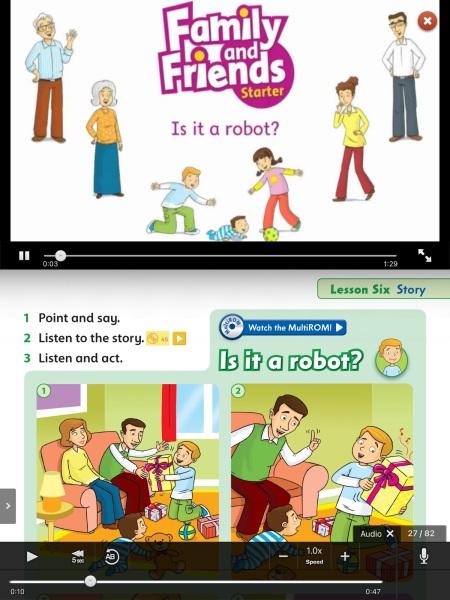Bảng giá Bộ sách Family and Friends  1 gồm Class book và workbook Phong Vũ
