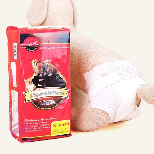 Bỉm cho chó cái DONO Disposale Diapers - CutePets