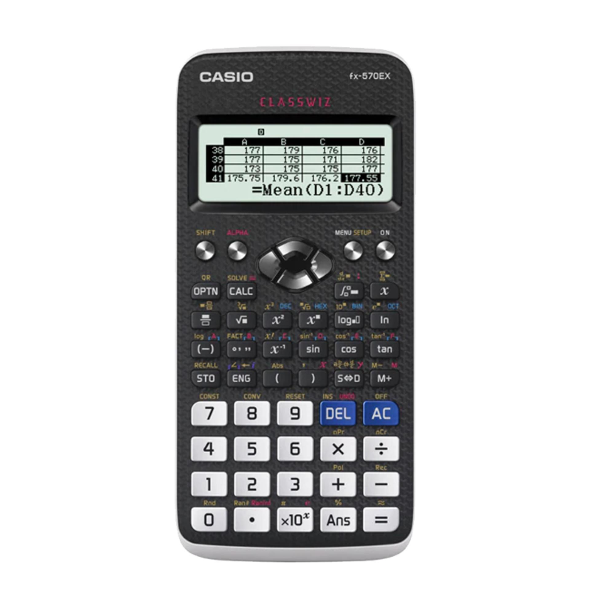 Mua CASIO FX 570EX