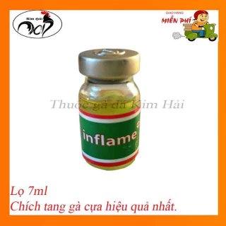 Tang Imflame lọ 7ml-tang số 1 chuyên dùng cho gà cựa,nhanh hiệu quả dứt điểm.thuoc ga da thumbnail