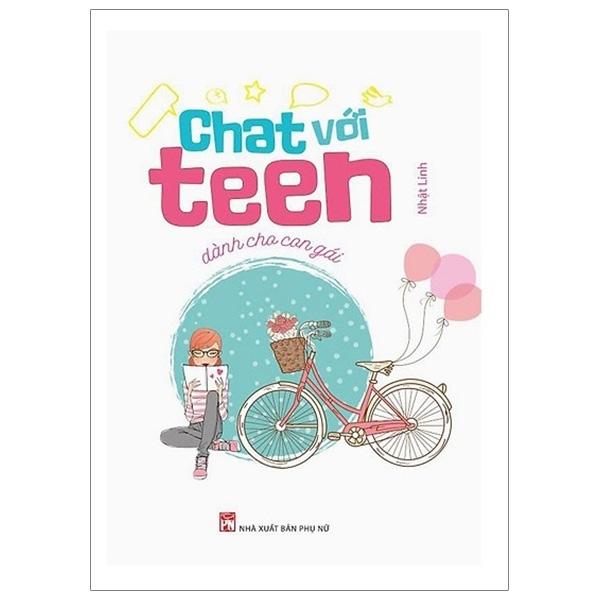 Mua Fahasa - Chat Với Teen Dành Cho Con Gái (Tái Bản)