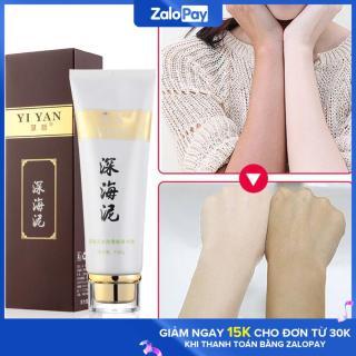 YiYan Kem Làm Trắng Da Chiết Xuất Bùn Khoáng Biển Cấp Ẩm Chăm Sóc Da Giảm Thâm Làm Sáng Whitening Skin Care Moisturizing thumbnail