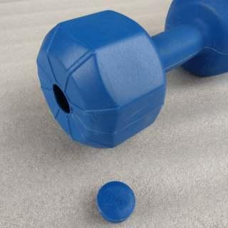 Vỏ tạ tay nhựa 3kg thumbnail