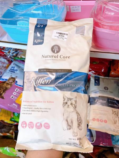 Thức ăn Natural Core C1 Bene Kitten cho mèo con 400gr