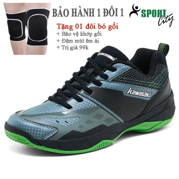 Giày cầu lông Kawasaki K359 mẫu mới, cao cấp, bền bỉ - Sportcity - Giày bóng chuyền nam nữ - Giày thể thao nam giá rẻ