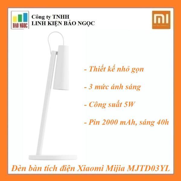 Đèn bàn tích điện Xiaomi Mijia MJTD03YL