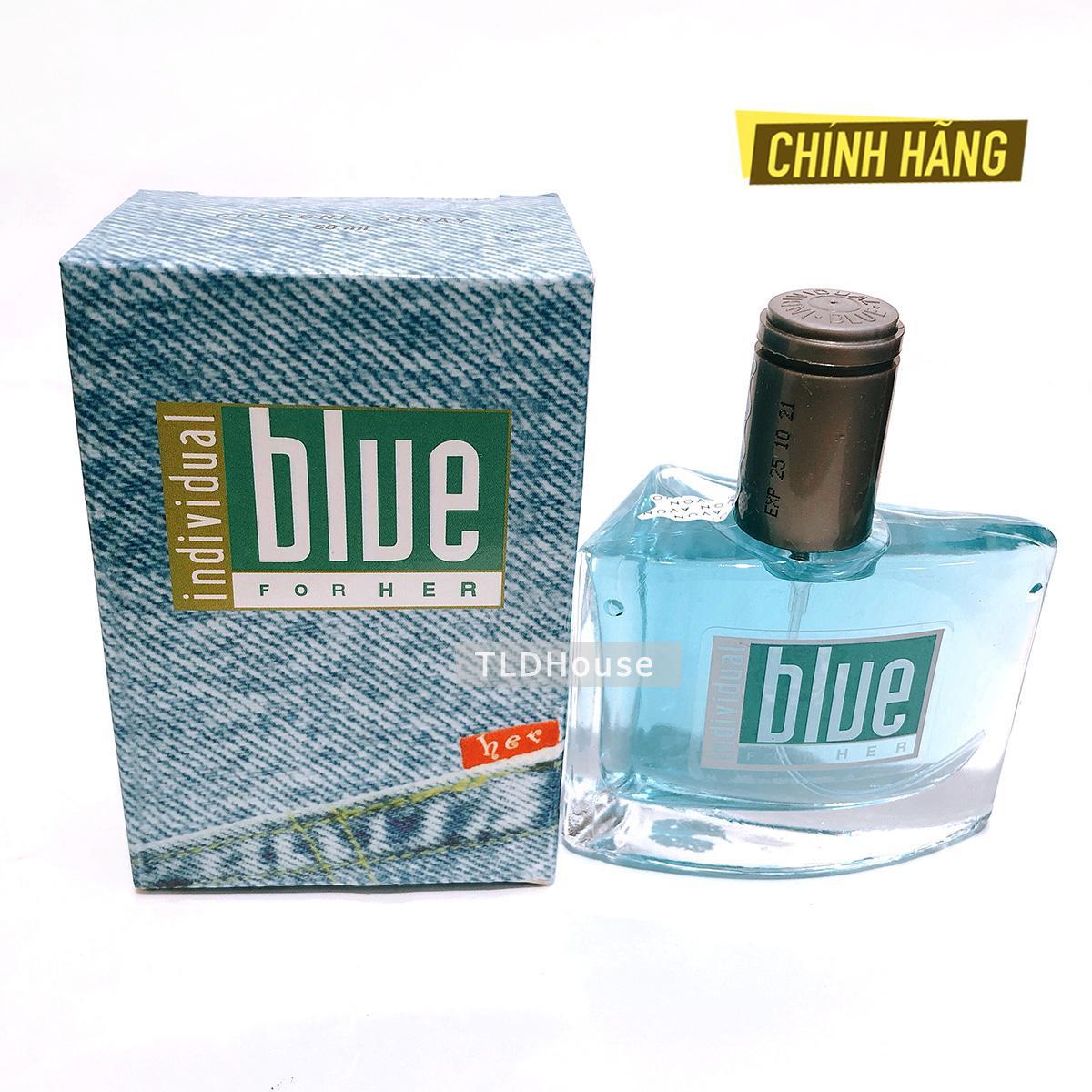 Nước hoa nữ Blue Avon For Her 50ml quyễn rũ