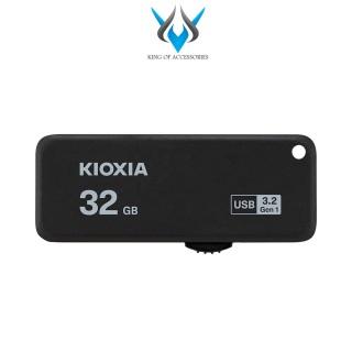 [HCM]USB 3.2 Gen 1 Kioxia TransMemory U365 32GB 150Mb s (Đen) - Phụ Kiện 1986 thumbnail
