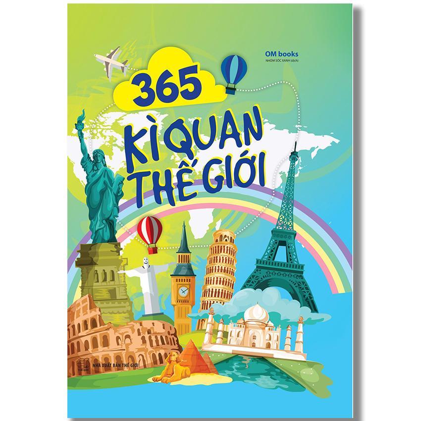 Mua Sách: 365 Kì Quan Thế Giới