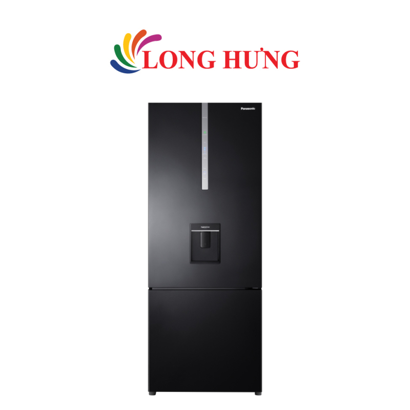 Tủ lạnh Panasonic Inverter 410 lít NR-BX460WKVN - Hàng chính hãng - Có Inverter, Ngắn cấp đông Prime Fresh+ mềm, Kháng khuẩn khử mùi với Ag Clean, Làm lạnh đa chiều Panorama