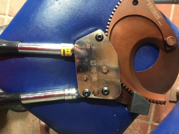 [Trả góp 0%] Kìm cắt cáp nhông J100 kìm cắt cáp ngầm kim cat cap nhong J100 chuyên dụng dành cho thợ