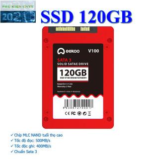 SSD 120gb EEKOO V100 Sata 3 tốc độ đọc ghi 500 400MBs - Hãng phân phối thumbnail