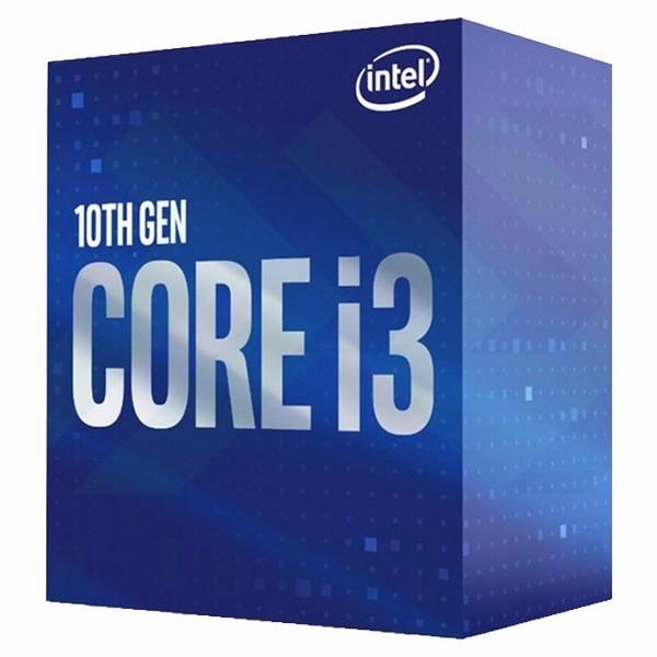 Bảng giá CPU Intel Core i3-10100 (6M Cache, 3.60 GHz up to 4.30 GHz, 4C8T, Socket 1200, Comet Lake-S) Phong Vũ