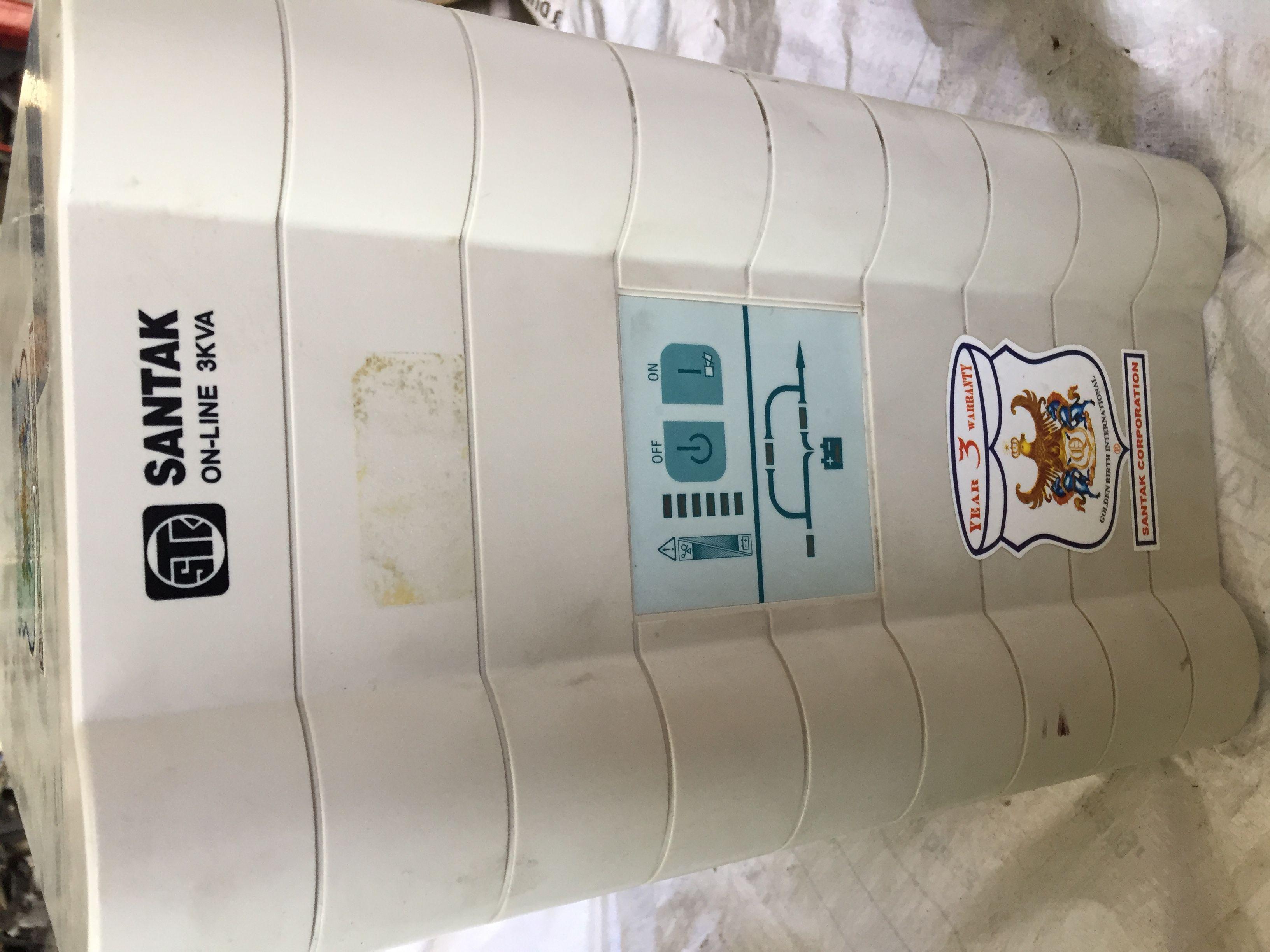 Offer Khuyến Mãi Bộ Lưu điện UPS Santak C3K Sin Chuẩn  Mô Tơ Cửa Cuốn