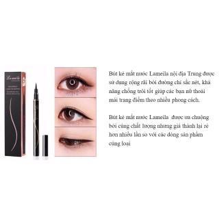 HOT Bút kẻ mắt Lameila - water proof liquid eyeliner pen thumbnail